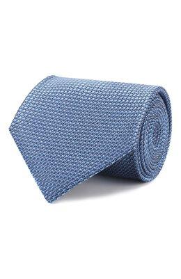 Шелковый галстук Brioni 062H00/P8435
