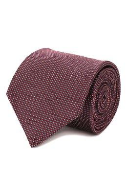 Шелковый галстук Brioni 062I00/P9486