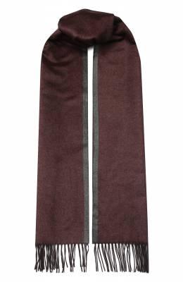 Шелковый шарф Corneliani 84B242-9829037/00