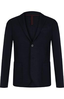 Шерстяной пиджак Harris Wharf London C8B22MLX-B
