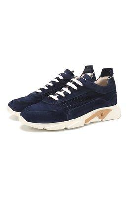 Замшевые кроссовки Moma 4AS018-0L