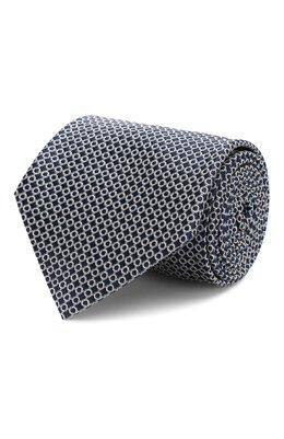 Шелковый галстук Brioni 062H00/P9473