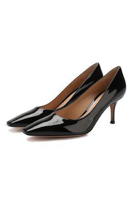 Кожаные туфли Gianvito Rossi G21718.70RIC.VERNER0