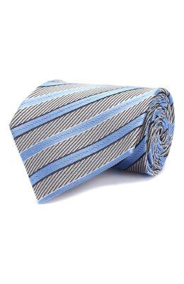 Шелковый галстук Ermenegildo Zegna Z5D10/1XW