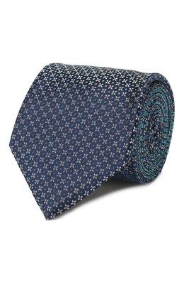 Шелковый галстук Brioni 061R00/P940J