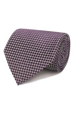 Шелковый галстук Ermenegildo Zegna Z7E62/1UM
