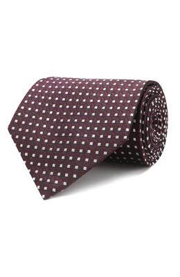 Шелковый галстук Ermenegildo Zegna Z5E21/1XW