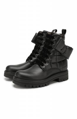 Кожаные ботинки Simonetta SITR0008/S0FTY/35-40