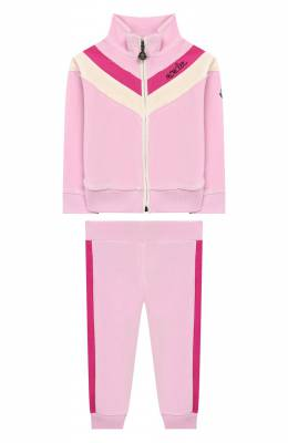 Комплект из кардигана и брюк Moncler Enfant E2-951-88599-50-8999Y