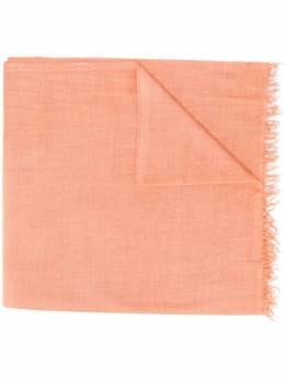 Faliero Sarti кашемировый шарф с бахромой DIANETTAM0009