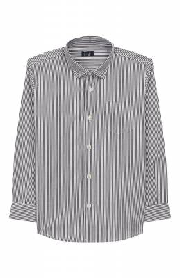 Хлопковая рубашка Il Gufo A19CL110C1052/5А-8А