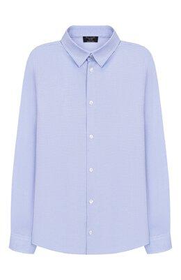 Хлопковая рубашка Dal Lago N402/7317/7-12