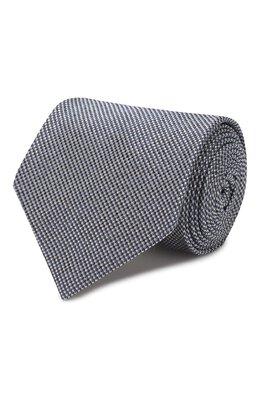 Шелковый галстук Brioni 062I00/P9439
