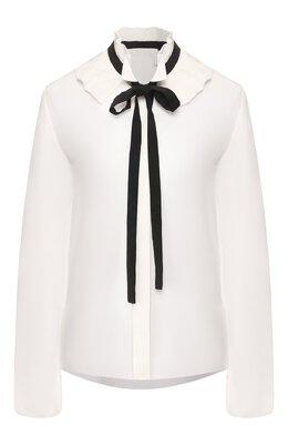 Шелковая блузка Chloe CHC20SHT17004