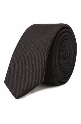 Шелковый галстук Dolce&Gabbana GT142E/G0U46