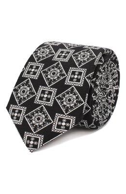 Шелковый галстук Dolce&Gabbana GT149E/G0WKN