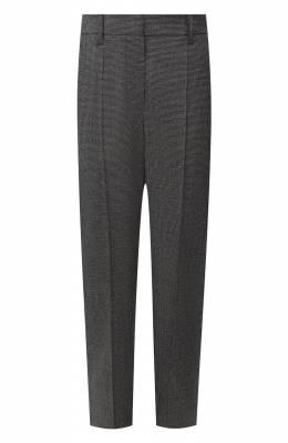Шерстяные брюки Brunello Cucinelli MA125P6673