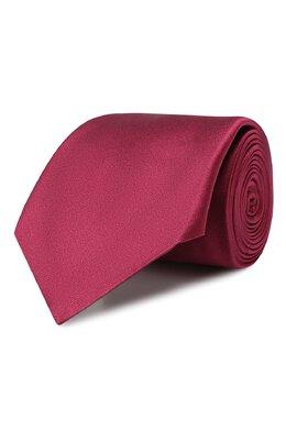 Шелковый галстук Canali 18/HJ01047