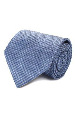 Шелковый галстук Brioni 062I00/P9488