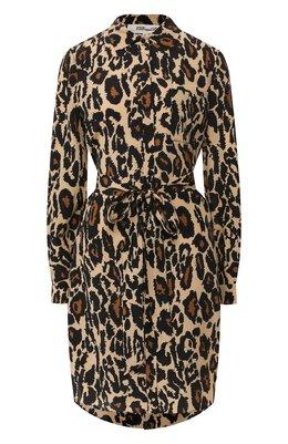 Шелковое платье Diane Von Furstenberg 13024DVF