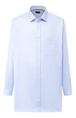 Хлопковая сорочка с воротником кент Van Laack TIVARA2-PCF/161258