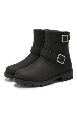 Кожаные ботинки Il Gufo G463/SAHARA S0FT/35-42
