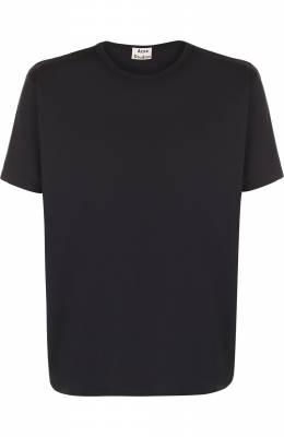 Хлопковая футболка Acne Studios 250173