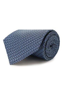 Шелковый галстук Brioni 062I00/P9496
