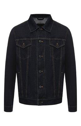 Джинсовая куртка Brioni SLPP0L/07D35