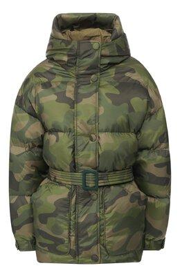 Пуховая куртка Ienki Ienki MICHLIN/PRINTED P0LYESTER