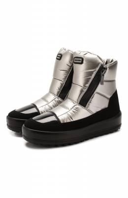 Текстильные ботинки Jog Dog 30324R/DR_TU0N0ZAFFBALTIC0/W