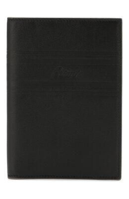 Кожаная обложка для паспорта Brioni 0HSX0L/P9721