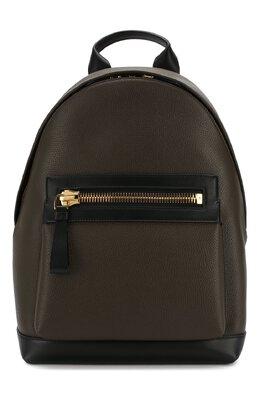 Кожаный рюкзак Tom Ford H0397T-LCL037