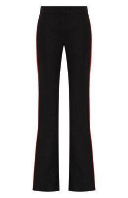 Шерстяные брюки Alexander McQueen 594346/QJAAN