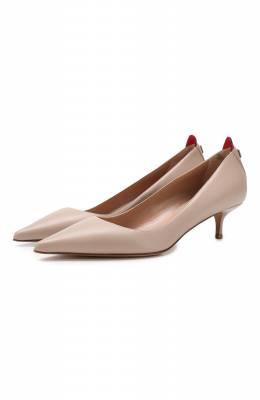 Кожаные туфли Valentino Garavani Rouge Bond Valentino SW2S0N11/GKD