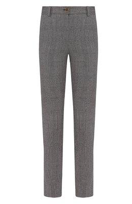 Шерстяные брюки Dolce&Gabbana FTAMUT/FQBBK