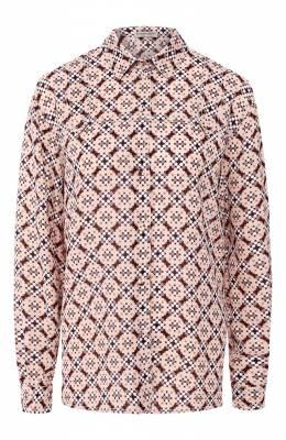 Шелковая блузка Bottega Veneta 544948/VEZF0