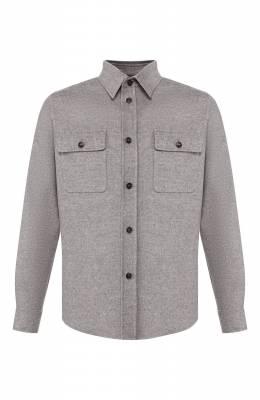 Куртка из смеси шерсти и кашемира Brioni SGMM0L/07369
