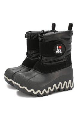 Утепленные сапоги Jog Dog 55039R/TU0N0 BALTIC0/23-30