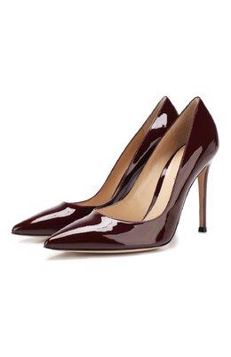 Кожаные туфли Gianvito 105 Gianvito Rossi G28470.15RIC.VER