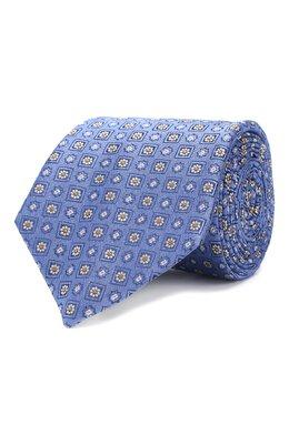 Шелковый галстук Canali 18/HJ02142