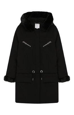 Парка с капюшоном Givenchy H16047