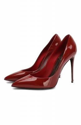 Кожаные туфли Kate Dolce&Gabbana CD0041/AC062