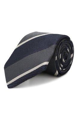 Шелковый галстук Brunello Cucinelli MQ8330018
