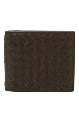 Кожаное портмоне Bottega Veneta 113993/V4651