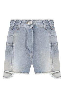 Джинсовые шорты Balmain SF15553/D067