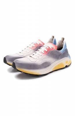 Кожаные кроссовки Officine Creative SPHYKE/001/FRIDA