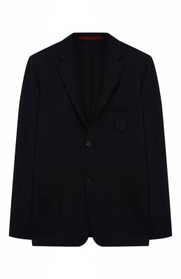 Шерстяной пиджак Dal Lago N068S/7715/13-16