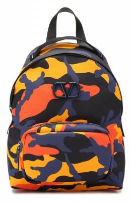 Текстильный рюкзак Valentino Garavani VLOGO Valentino TY2B0887/MPR