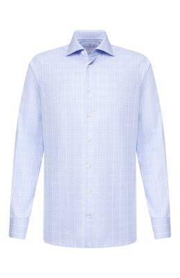 Хлопковая сорочка Van Laack RIVARA-SFN/161479